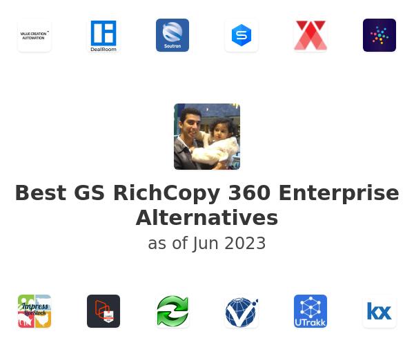 Best GS RichCopy 360 Enterprise Alternatives