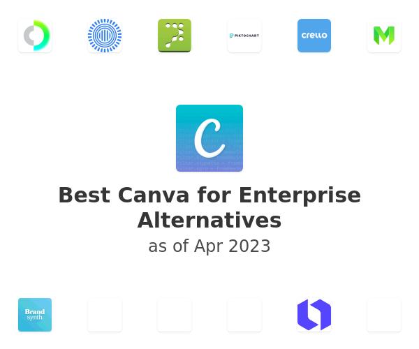 Best Canva for Enterprise Alternatives