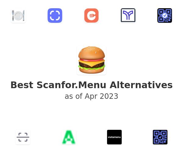 Best Scanfor.Menu Alternatives