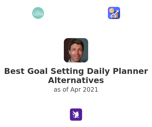 Best Goal Setting Daily Planner Alternatives