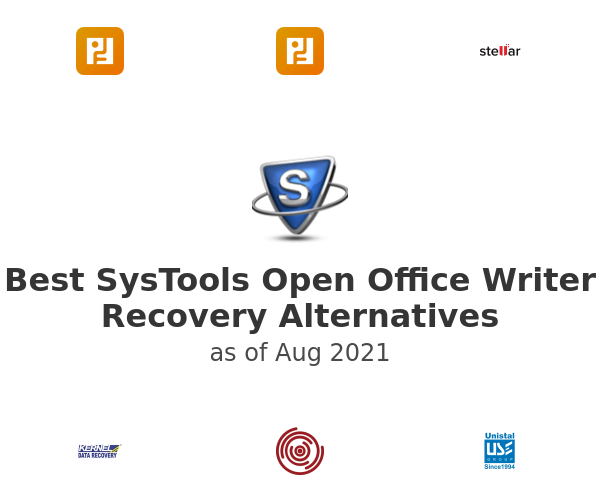 Best SysTools Open Office Writer Recovery Alternatives