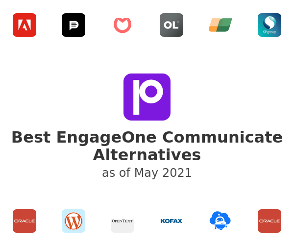 Best EngageOne Communicate Alternatives