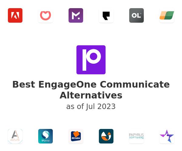 Best EngageOne Communicate Alternatives