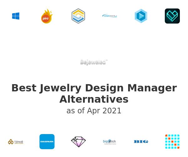 Best Jewelry Design Manager Alternatives