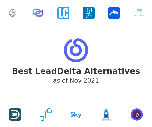 Best LeadDelta Alternatives