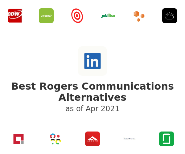 Best Rogers Communications Alternatives