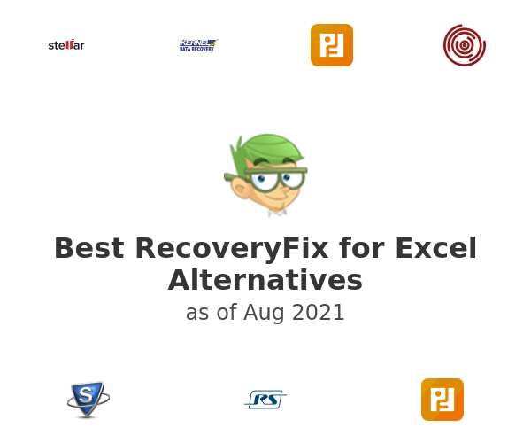 Best RecoveryFix for Excel Alternatives