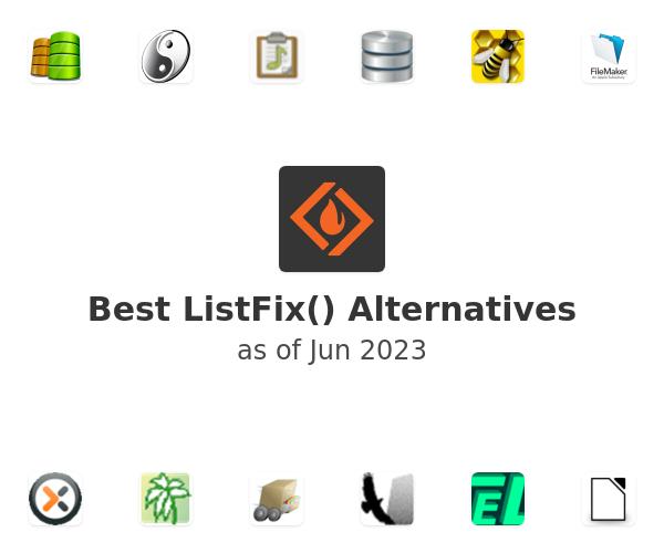 Best ListFix() Alternatives
