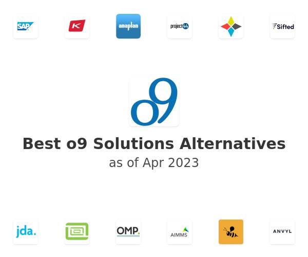 Best o9 Solutions Alternatives