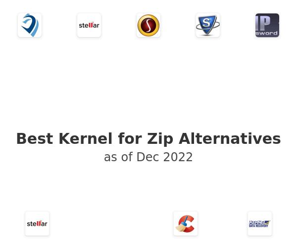 Best Kernel for Zip Alternatives