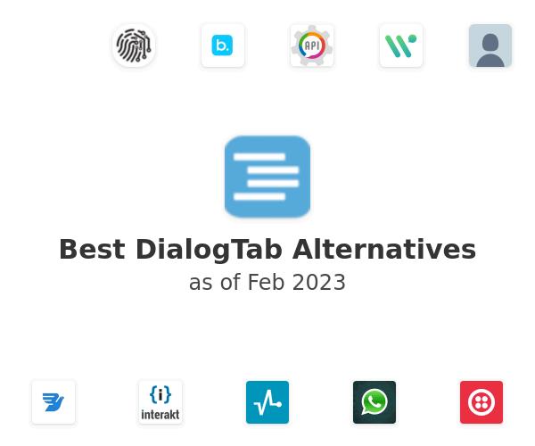 Best DialogTab Alternatives