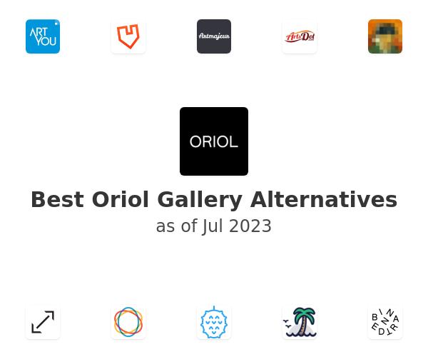 Best Oriol Gallery Alternatives
