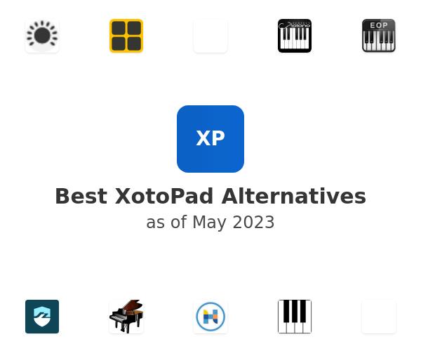 Best XotoPad Alternatives