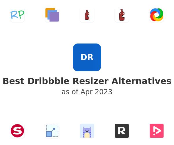 Best Dribbble Resizer Alternatives