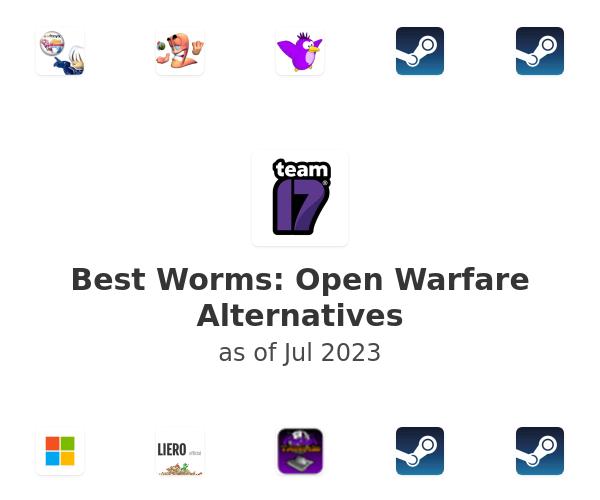 Best Worms: Open Warfare Alternatives