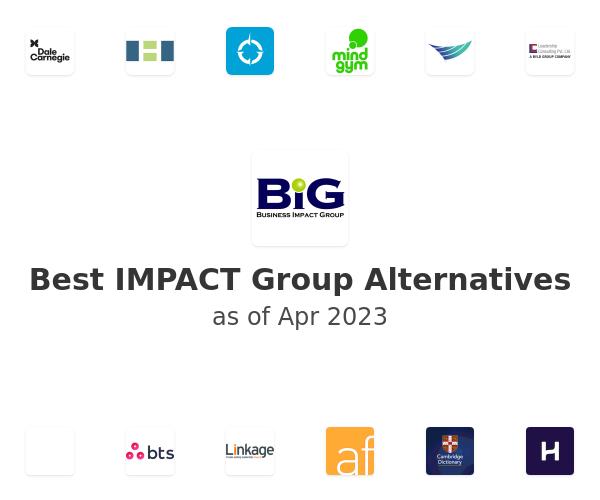 Best IMPACT Group Alternatives