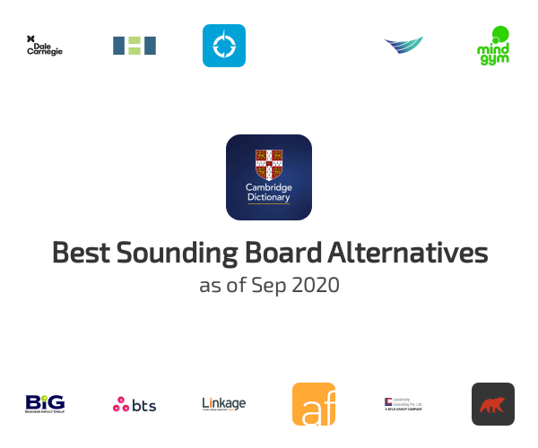 Best Sounding Board Alternatives