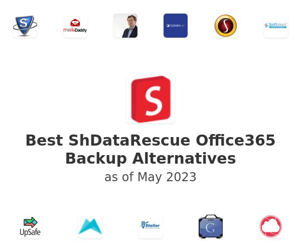 Best ShDataRescue Office365 Backup Alternatives