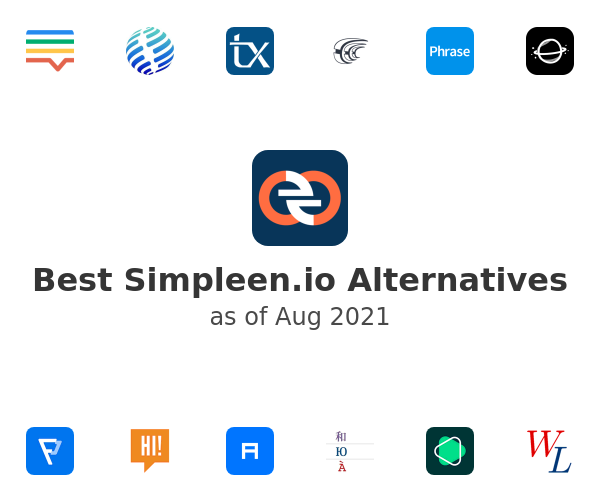 Best Simpleen.io Alternatives