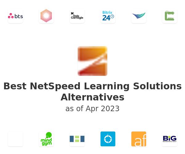 Best NetSpeed Learning Solutions Alternatives