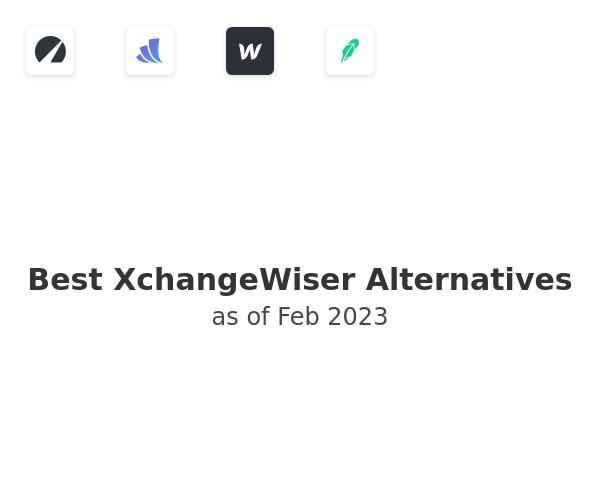 Best XchangeWiser Alternatives