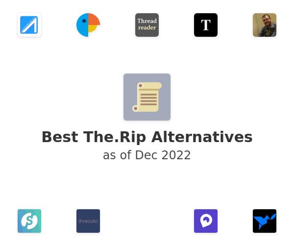 Best The.Rip Alternatives
