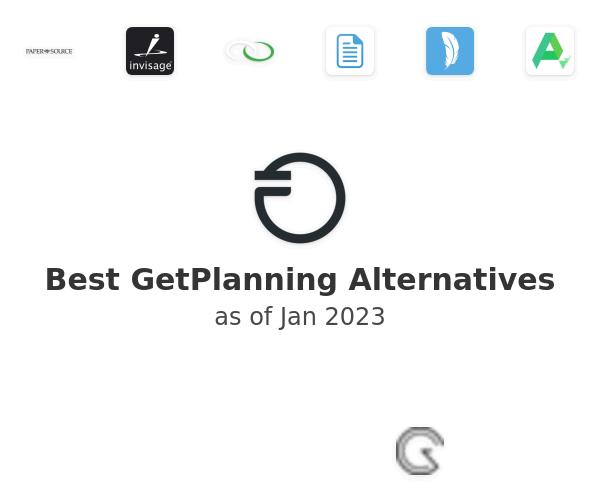 Best GetPlanning Alternatives