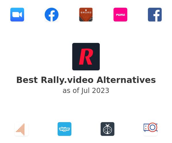 Best Rally.video Alternatives