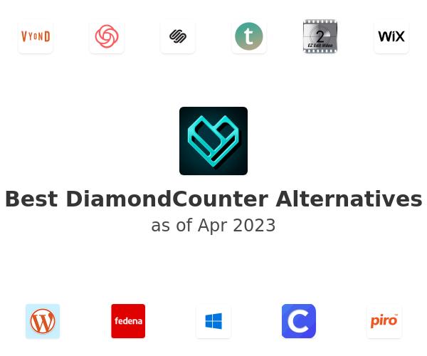 Best DiamondCounter Alternatives