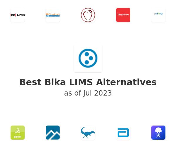 Best Bika LIMS Alternatives