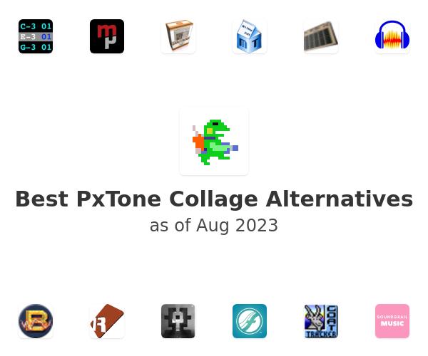 Best PxTone Collage Alternatives