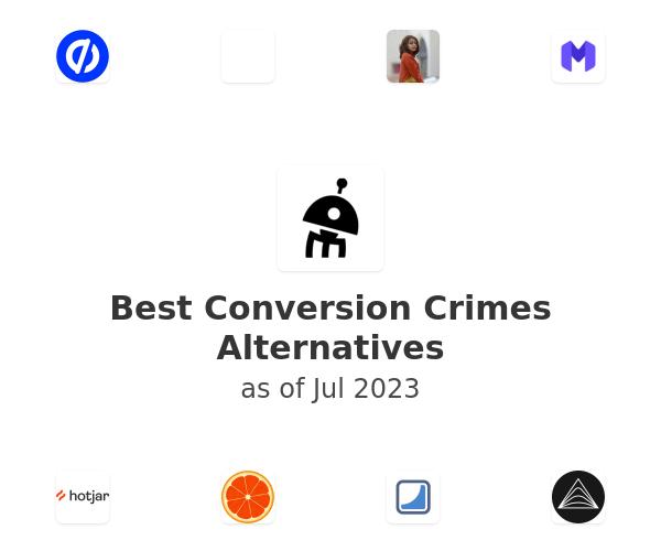 Best Conversion Crimes Alternatives