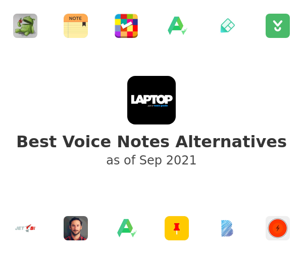Best Voice Notes Alternatives