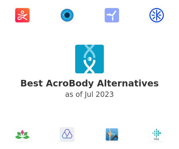 Best AcroBody Alternatives