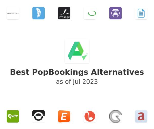 Best PopBookings Alternatives