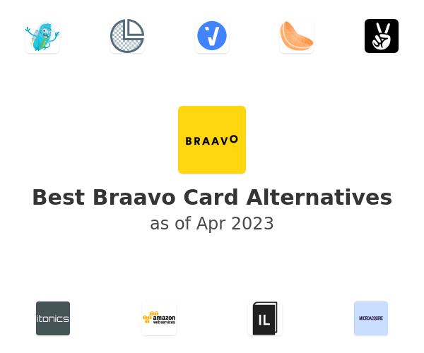 Best Braavo Card Alternatives