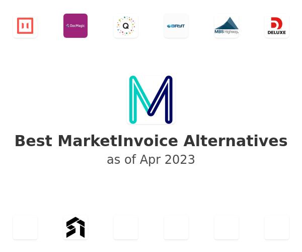 Best MarketInvoice Alternatives