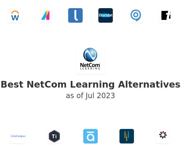 Best NetCom Learning Alternatives