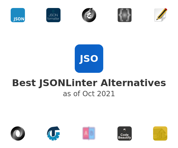 Best JSONLinter Alternatives