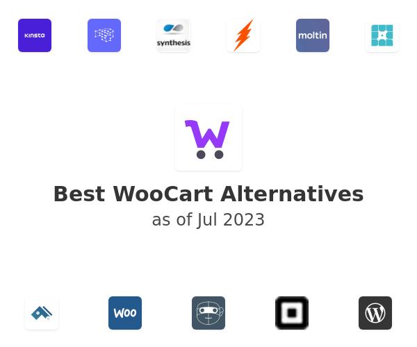 Best WooCart Alternatives
