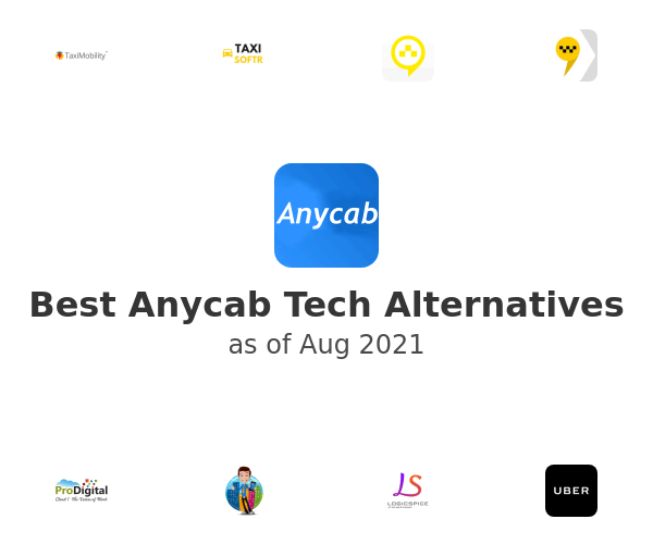 Best Anycab Tech Alternatives