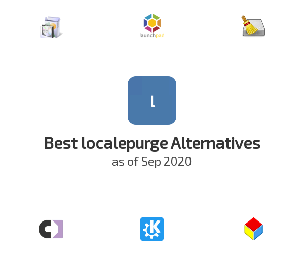 Best localepurge Alternatives