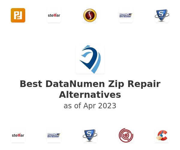 Best DataNumen Zip Repair Alternatives