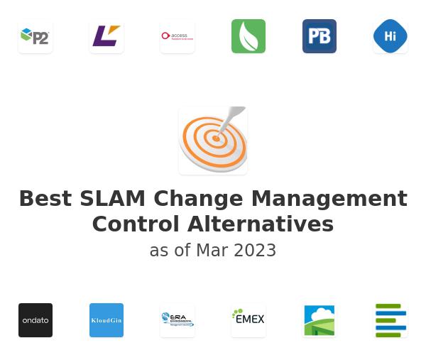 Best SLAM Change Management Control Alternatives