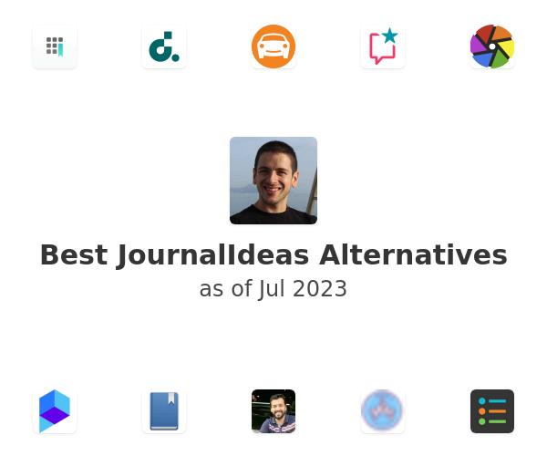 Best JournalIdeas Alternatives