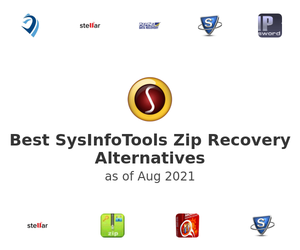 Best SysInfoTools Zip Recovery Alternatives