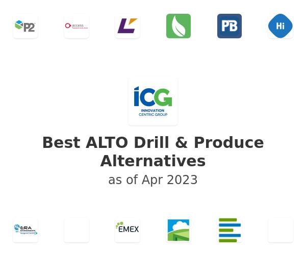Best ALTO Drill & Produce Alternatives