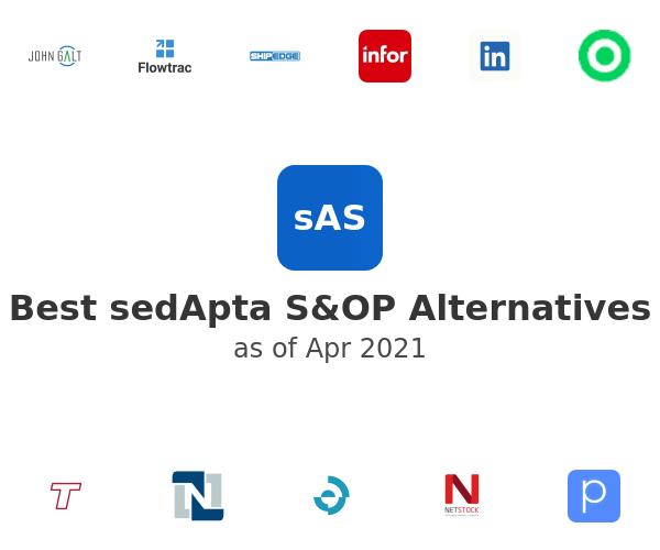 Best sedApta S&OP Alternatives