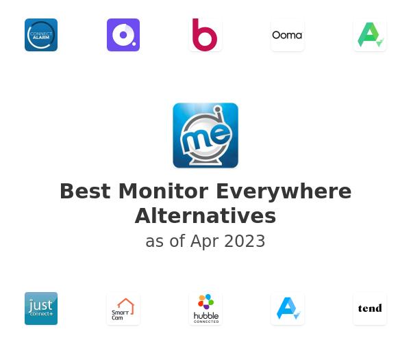 Best Monitor Everywhere Alternatives