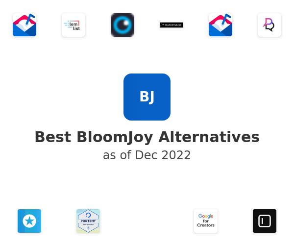 Best BloomJoy Alternatives